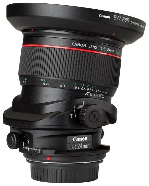 Bilde av Canon TS-E 24/3,5 L II