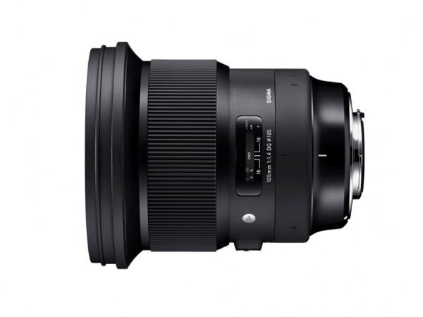 Bilde av Sigma 105/1,4 DG HSM Art for Canon