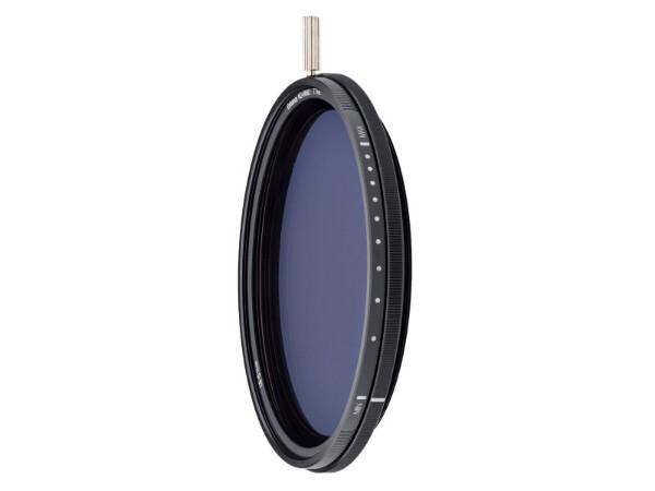 Bilde av NISI Filter ND-Vario 1.5-5 Stops Pro Nano 67mm