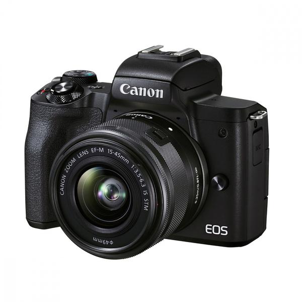 Bilde av Canon EOS M50 MkII + 15-45/3,5-6,3 IS STM