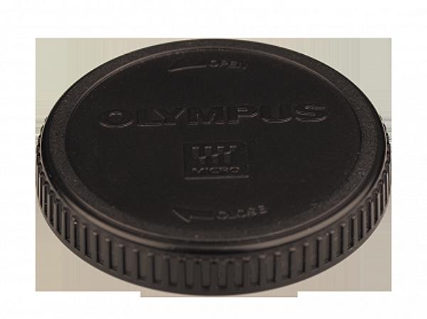 Bilde av Olympus LR-2 bakre objektivdeksel til MFT