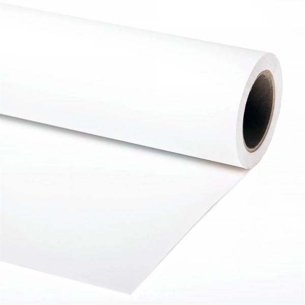Bilde av Lastolite Bakgrunnspapir 2.75 x 11m Super White