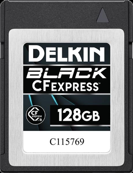 Bilde av Delkin CFexpress BLACK R1760/W1710 128GB