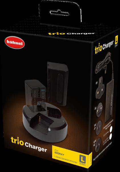 Bilde av HÄHNEL Trio Charger Sony L-series
