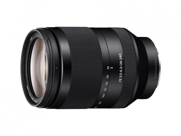 Bilde av Sony FE 24-240mm F3,5-6,3 OSS, E-fatning,