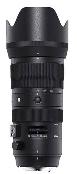 Bilde av Sigma 70-200mm/2,8 DG OS HSM Sport Canon