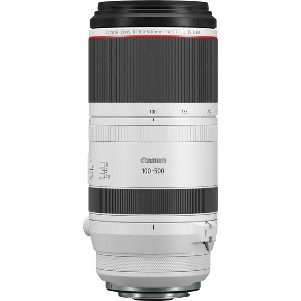 Bilde av Canon RF 100-500mm F4.5-7.1L IS USM