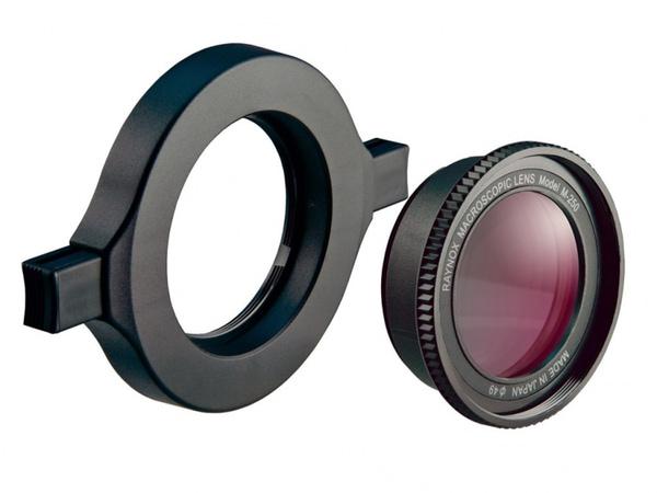 Bilde av Raynox DCR-250 Macro Snap-On Universal 52-67mm