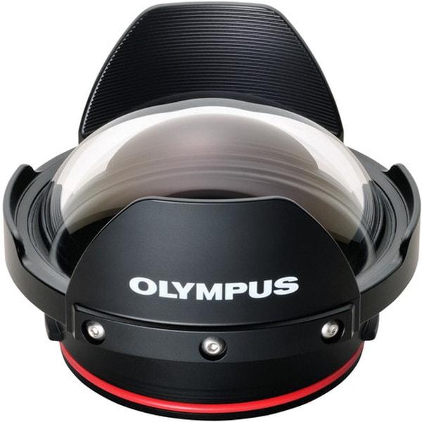 Bilde av Olympus PPO-EP02 Undervanns objektivport