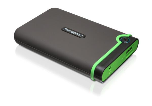 Bilde av Transcend Storejet 25M USB 3.0 1TB