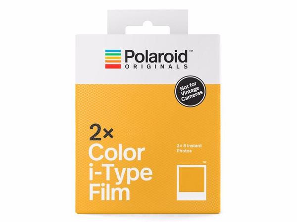 Bilde av POLAROID ORIGINALS Color Film For I-Type 2pk