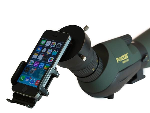 Bilde av Focus Mobil-adapter til kikkert 52-61mm