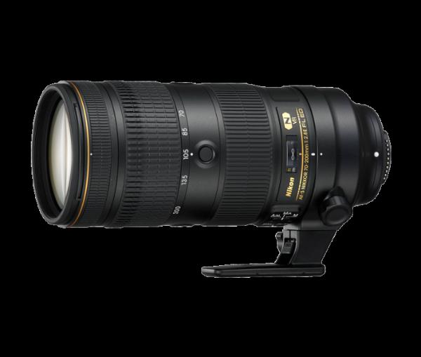 Bilde av Nikon AF-S Nikkor 70-200mm f/2.8E FL ED VR