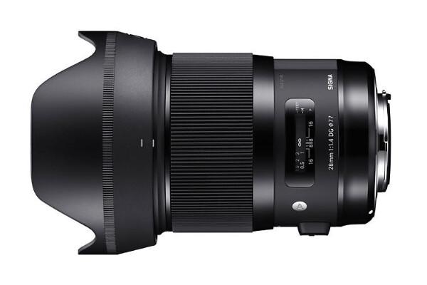 Bilde av Sigma 28/1,4 DG HSM Art for Nikon