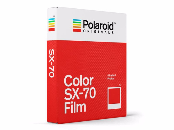 Bilde av POLAROID ORIGINALS Color Film for SX-70