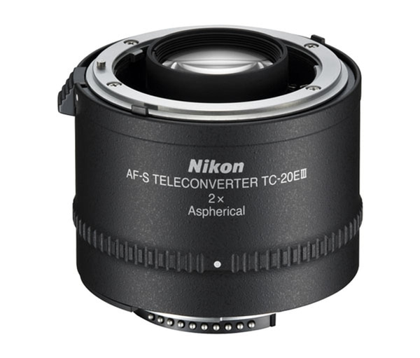 Bilde av Nikon AF-S Teleconverter TC-20E III Brukt