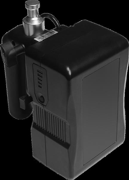 Bilde av NANLITE Battery Grip for V-mount battery for