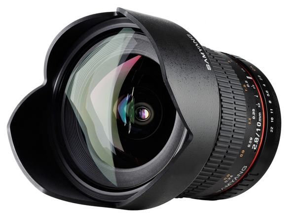Bilde av SAMYANG 10mm F2,8 ED AS NCS Nikon
