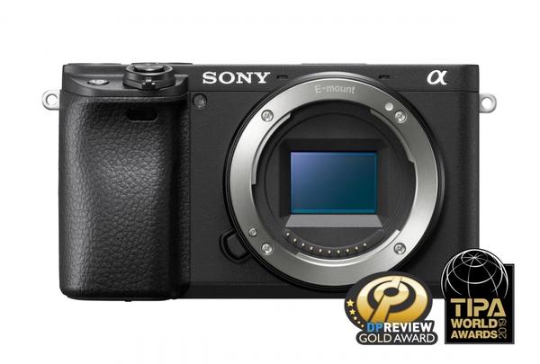 Bilde av Sony A6400 Hus