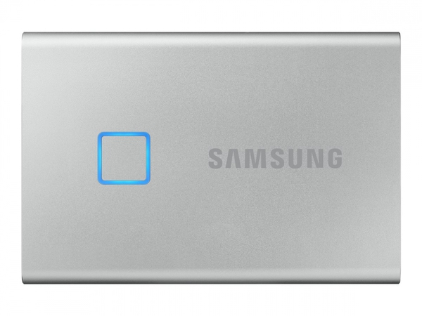 Bilde av SAMSUNG Portable SSD T7 Touch 1TB extern USB 3.2