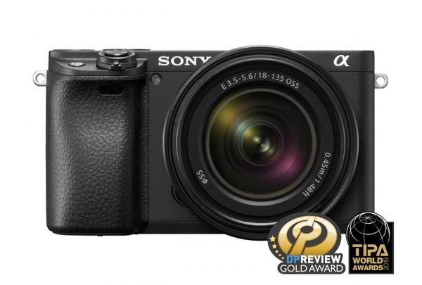 Bilde av Sony A6400 kit med 18-135mm