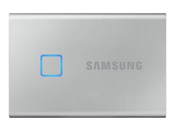 Bilde av SAMSUNG Portable SSD T7 Touch 2TB extern USB 3.2