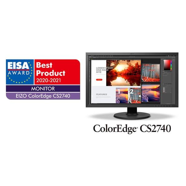 Bilde av EIZO Monitor ColorEdge CS2740 27