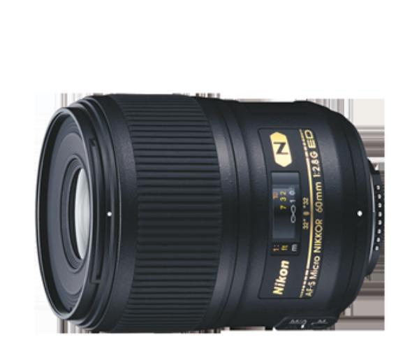 Bilde av Nikon Micro Nikkor AF-S 60mm F/2,8 G ED