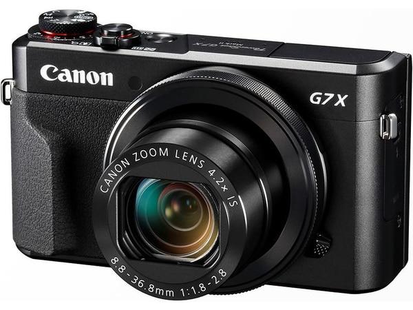 Bilde av Canon PowerShot G7 X Mark II