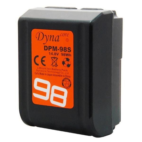 Bilde av DYNACORE V-Mount Battery Tiny series DPM-98S 98Wh