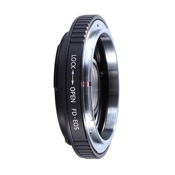 Bilde av K&F Canon FD Lenses to Canon EOS EF Mount Camera