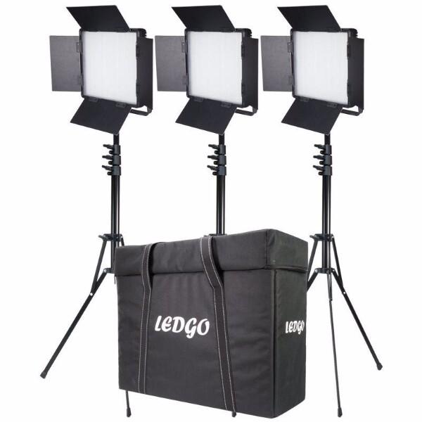 Bilde av LEDGO LG-600CSCII 3KIT+T (BI-COLOR)