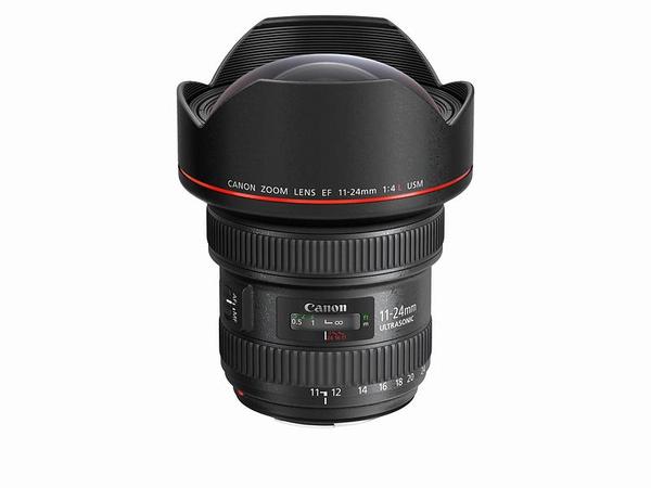 Bilde av Canon EF 11-24/4,0L USM