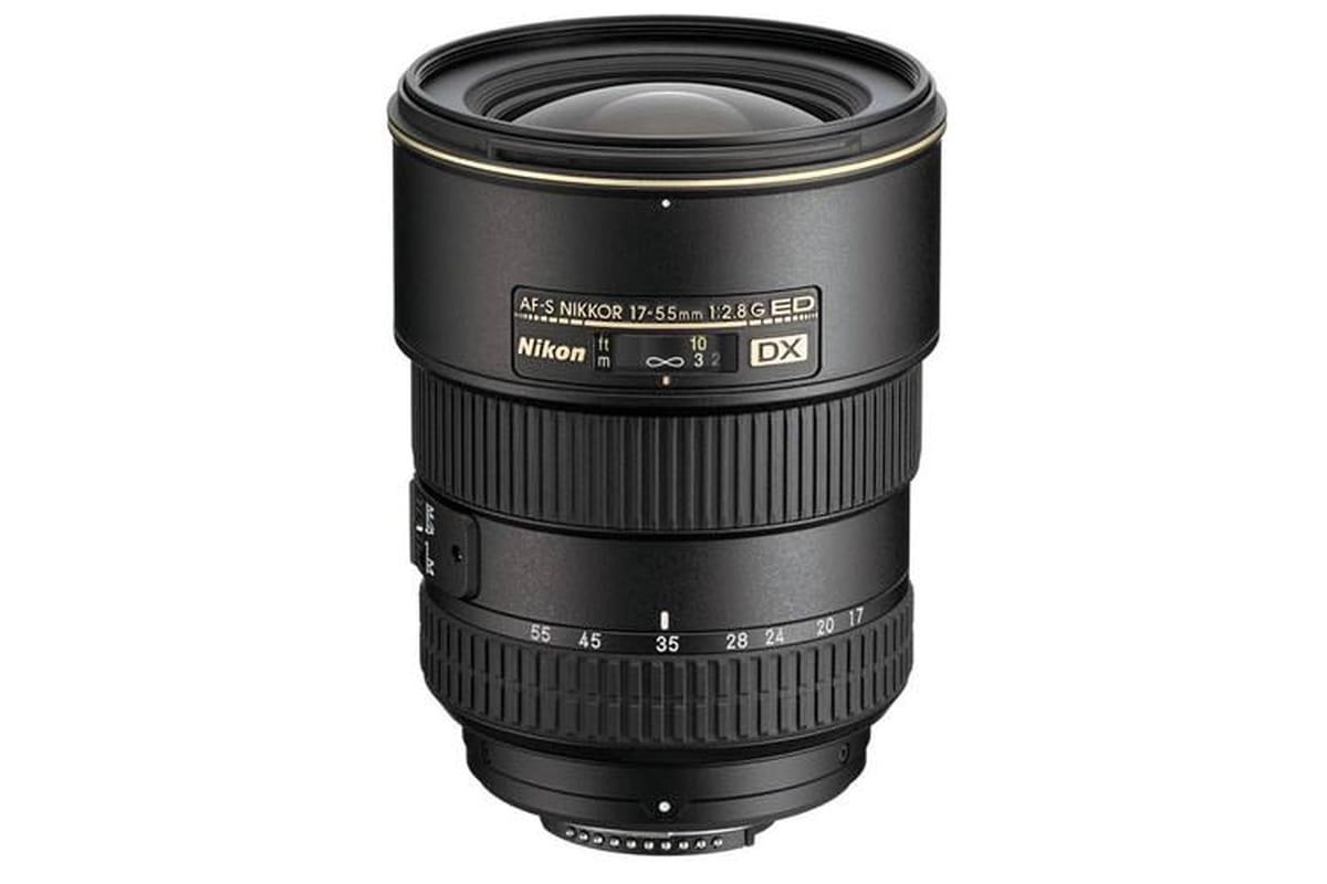 Nikon AF-S DX 17-55/2,8 G ED Brukt