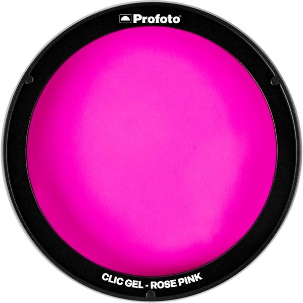 Bilde av Profoto Clic Gel Rose Pink