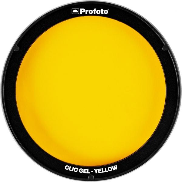 Bilde av Profoto Clic Gel Yellow