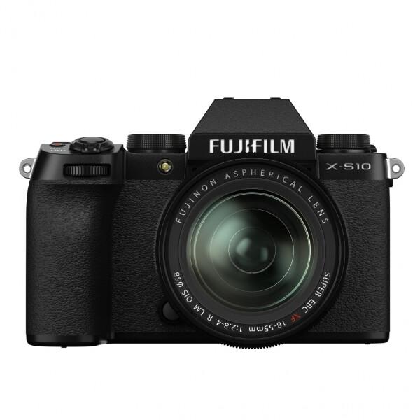 Bilde av Fujifilm X-S10 + FUJINON XF18-55mm F2.8-4