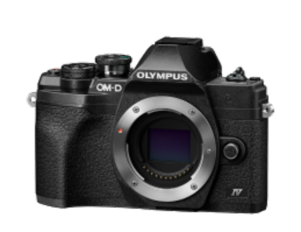 Bilde av Olympus E-M10 IV kamerahus Sort