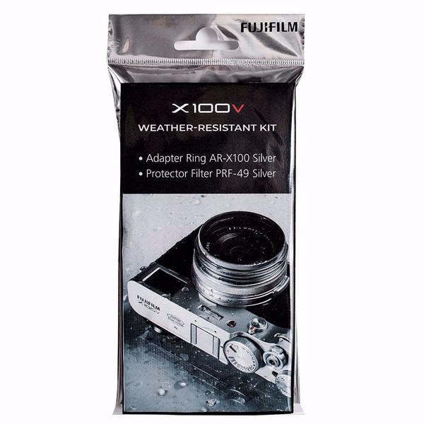 Bilde av Fujifilm Weather Resistant Kit for X100V Silver