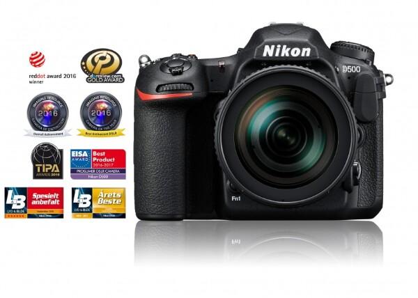 Bilde av Nikon D500