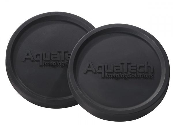 Bilde av AquaTech Lens Port Caps Front & Rear (2 sets)