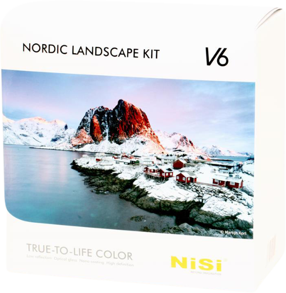 Bilde av NISI Nordic Landscape Pakke 100mm System V6