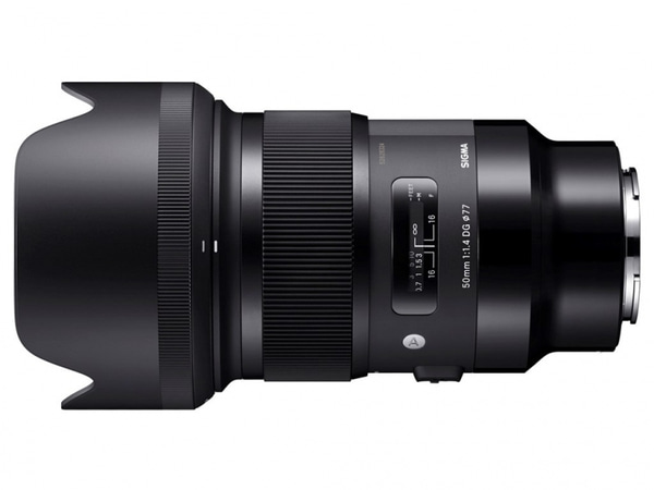 Bilde av Sigma 50/1,4 DG HSM Art for Sony E