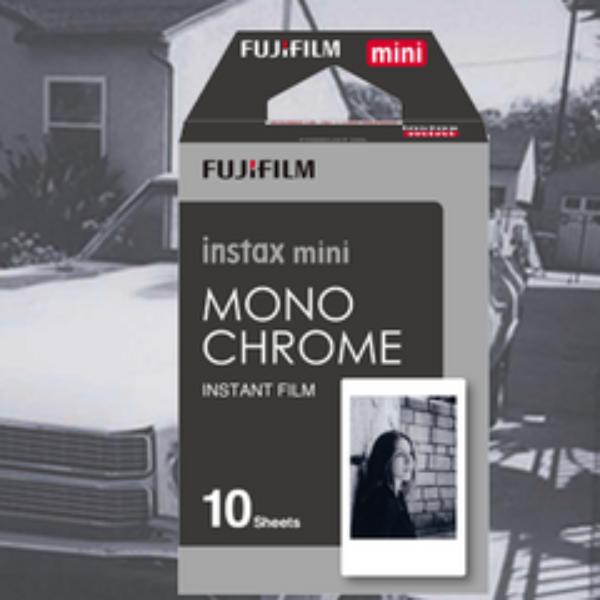 Bilde av Fuji Instax Film Mini 10PK Monochrome