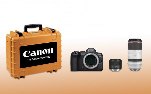 Bilde av Canon R6 koffert