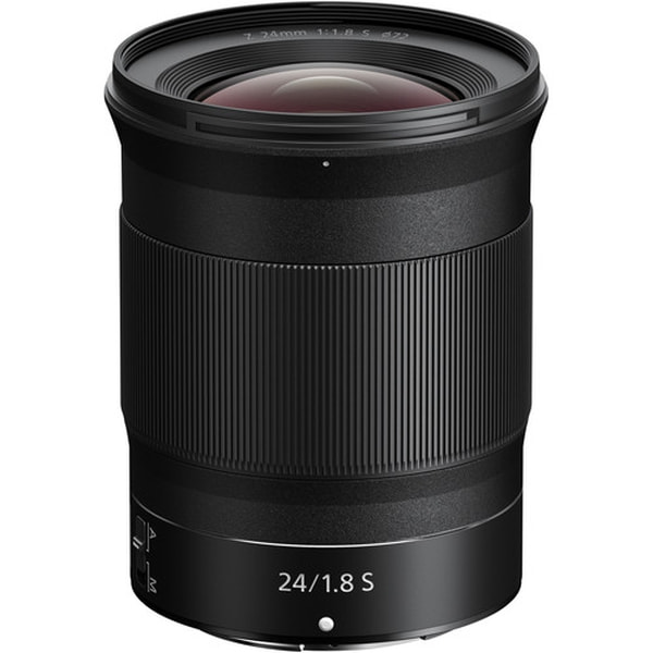 Bilde av Nikon Nikkor Z 24mm f/1.8 S