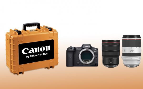 Bilde av Canon R5 koffert