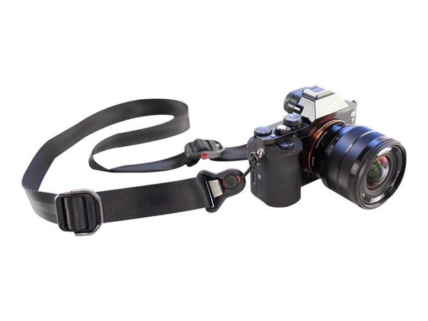 Bilde av Peak Design Kamerarem Slide Lite Svart SLL-BK-3