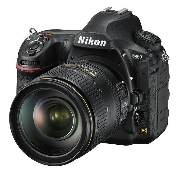 Bilde av Nikon D850 + 24-120/4,0 VR