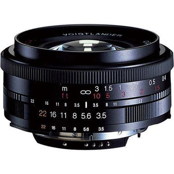 Bilde av Voigtlander Color-Skopar 20mm f/3.5 SL Nikon